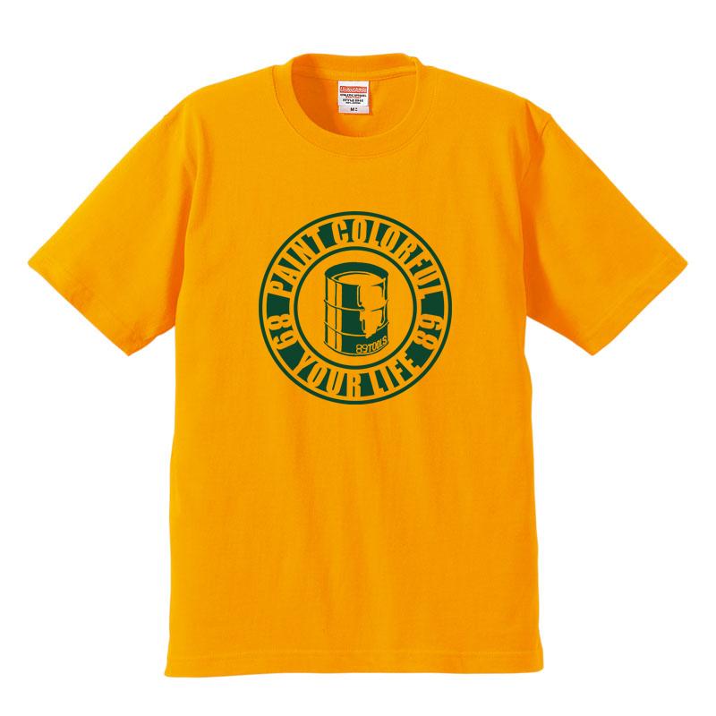 「Paint」 jeansbug ジーンズバグ×東北芸術工科大学オリジナルTシャツ