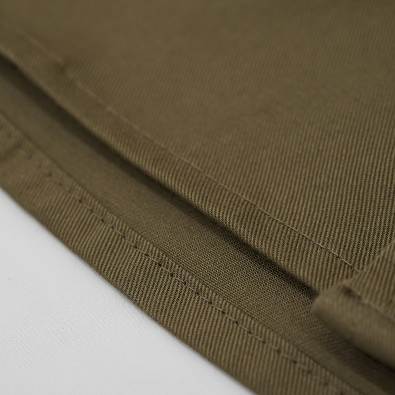 シャツ 裾を短くリサイズ_AVIREX(アヴィレックス) ファティーグシャツ