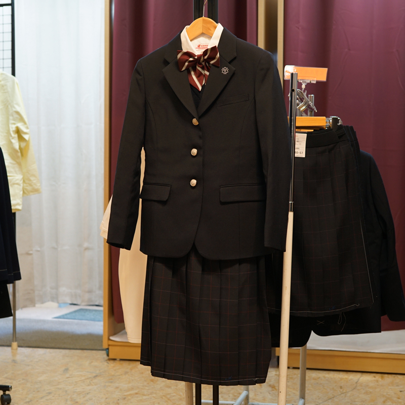 村山産業高校にご入学の皆様へ 制服採寸および、お渡し日程のご案内