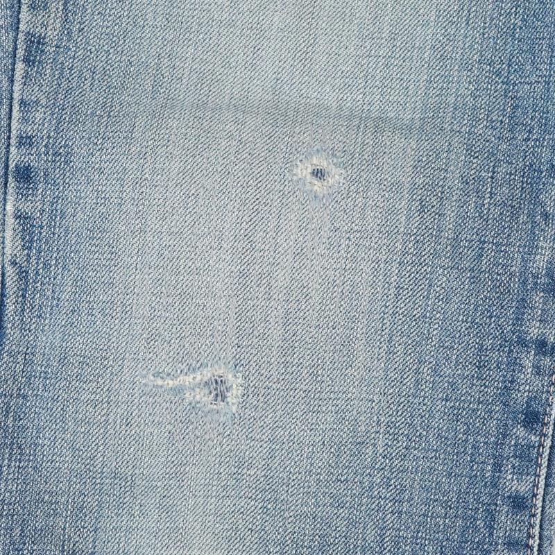 ジーンズ ポケットスレーキ・ひざ部分破れ リペア(修理)|Spell Bound(スペルバウンド)