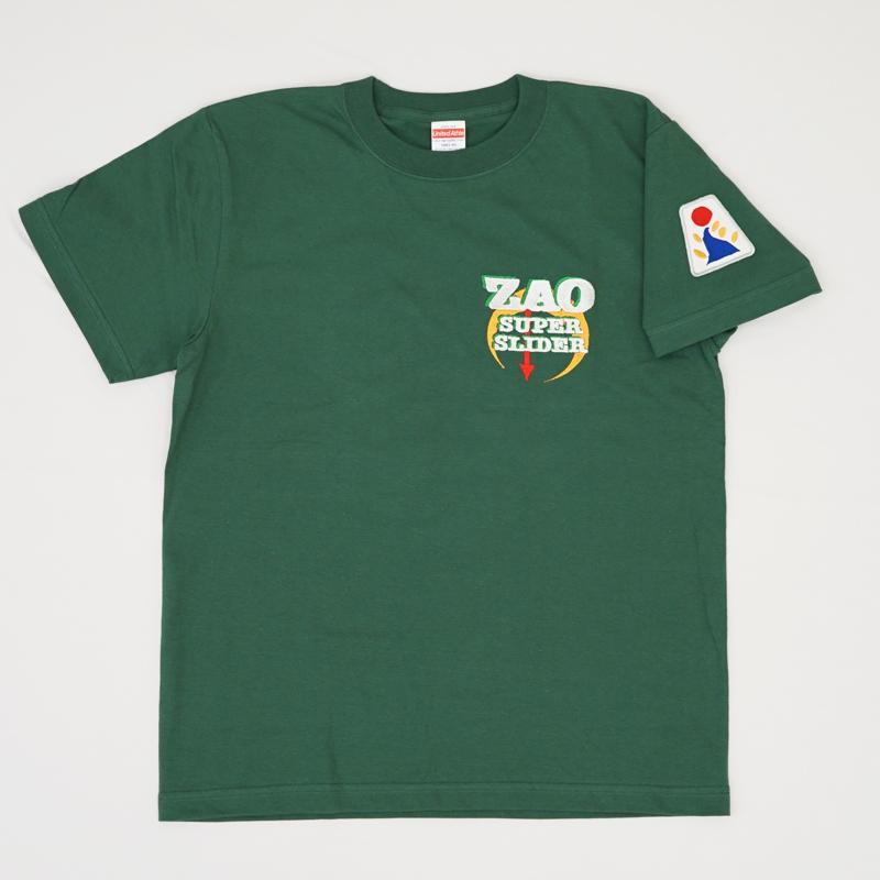 ZAO スーパースライダー Tシャツ