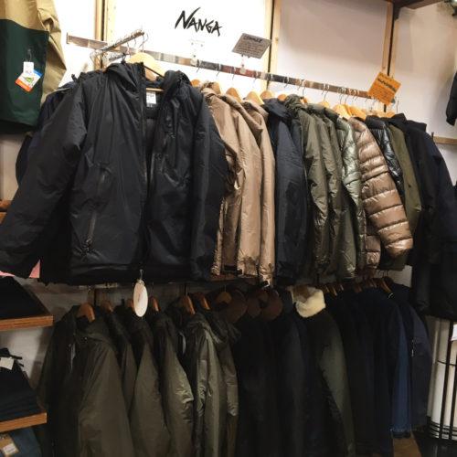 NANGA ナンガ Aurora Down Jacket オーロラ ダウン ジャケット 2020-2021年モデル