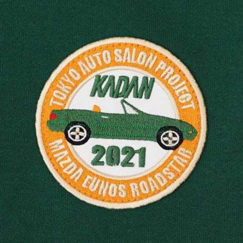 花壇自動車大学校 TOKYO AUTO SALON PROJECT 2021 ジップパーカー|宮城県 仙台市 専門学校